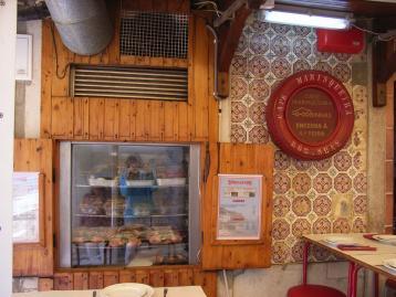 Restaurant rom the outside.